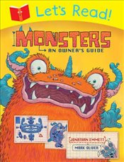 Lets Read! Monsters: An Owners Guide - Emmett, Jonathan