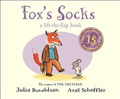 Tales from Acorn Wood: Foxs Socks 15th Anniversary Edition (Tales from Acorn Wood Board Bk) - Donaldson, Julia