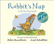 Tales From Acorn Wood : Rabbits Nap 15th Anniversary Edition (Tales from Acorn Wood Board Bk) - Donaldson, Julia
