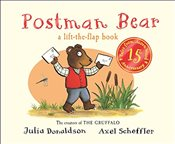Tales from Acorn Wood : Postman Bear 15th Anniversary Edition (Tales from Acorn Wood Board Bk) - Donaldson, Julia