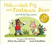 Tales from Acorn Wood: Hide-and-Seek Pig and Postman Bear - Donaldson, Julia
