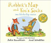 Tales from Acorn Wood: Foxs Socks and Rabbits Nap - Donaldson, Julia