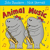 Animal Music - Donaldson, Julia