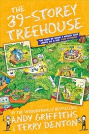 39-Storey Treehouse - Griffiths, Andy