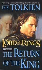 LORD OF THE RINGS 3 : RETURN OF THE KING - Tolkien, J. R. R.