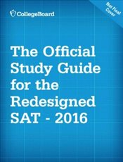 Official Study Guide for the New SAT with DVD - The College Board