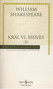 Kral VI Henry II - Shakespeare, William