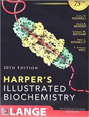 Harpers Illustrated Biochemistry 30e  ISE - Rodwell, Victor W.