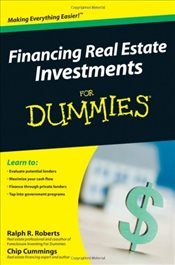 Financing Real Estate Investments for Dummies - ROBERTS, RALPH R.