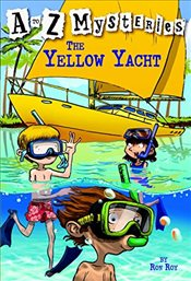 Yellow Yacht : Yellow Yacht No.25 (to Z Mysteries) - Roy, Ron