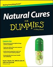 Natural Cures For Dummies - Banks, Scott