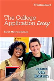 College Application Essay - McGinty, Sarah Myers