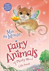 MIA the Mouse (Fairy Animals of Misty Wood) - Small, Lily