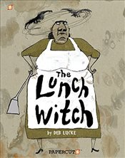 Lunch Witch #1, The - Lucke, Deb