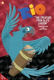 Rio #2: The Creature From Blus Lagoon (Rio Graphic Novels) - Petrucha, Stefan
