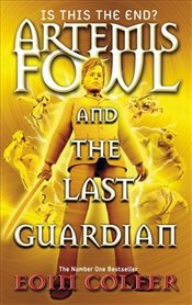 Artemis Fowl and the Last Guardian, 8 - Colfer, Eoin