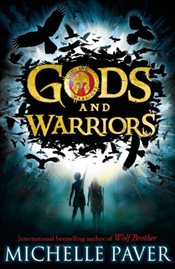 Outsiders (Gods and Warriors Book 1) - Paver, Michelle