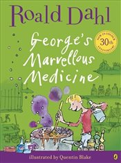 Georges Marvellous Medicine (Colour Edn) - Dahl, Roald