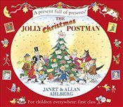 Jolly Christmas Postman (The Jolly Postman) - Ahlberg, Allan