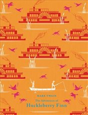 Adventures of Huckleberry Finn (Puffin Classics) - Twain, Mark