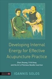 Developing Internal Energy for Effective Acupuncture Practice - Solos, Ioannis