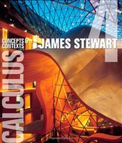 Calculus 4E : Concepts and Contexts - Stewart, James