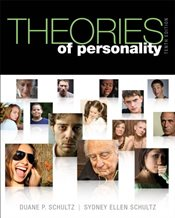 Theories of Personality - SCHULTZ, DUANE P.