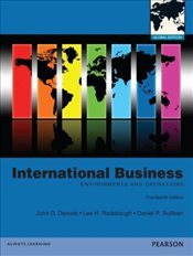International Business 14e w/MyManagementLab with Pearson Etext - Daniels, John