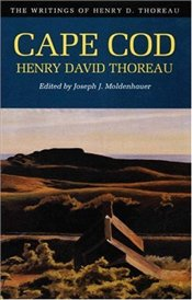 Cape Cod - Thoreau, Henry David