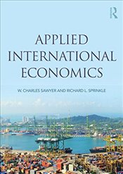 Applied International Economics - Sawyer, W. Charles