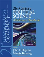 21st Century Political Science : A Reference Handbook - ISHIYAMA, JOHN T.