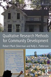 Qualitative Research Methods for Community Development - Silverman, Robert Mark