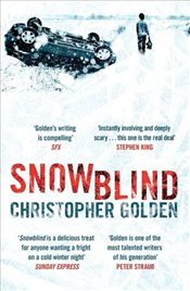 Snowblind - Golden, Christopher
