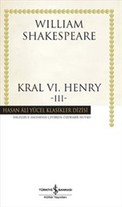 Kral VI Henry III : Ciltli - Shakespeare, William