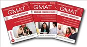 GMAT Verbal Strategy Guide Set  6e -