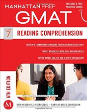 Reading Comprehension GMAT Strategy Guide   -