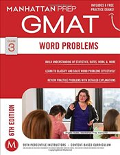 Word Problems GMAT Strategy Guide  6e -