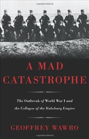Mad Catastrophe : The Outbreak of World War I and the Collapse of the Habsburg Empire - Wawro, Geoffrey