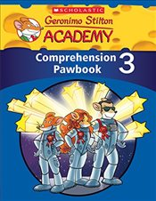 Geronimo Stilton Academy: Comprehension Pawbook Level 3 - Resources, Scholastic Teaching