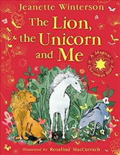Lion, The Unicorn and Me - Winterson, Jeanette