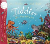 Tiddler book and CD - Donaldson, Julia