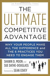 Ultimate Competitive Advantage: Why Your People Make All the Difference and the 6 Practices You Need - Moon, Shawn D.