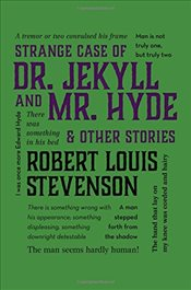 Strange Case of Dr. Jekyll and Mr. Hyde & Other Stories (Word Cloud Classics) - Stevenson, Robert Louis