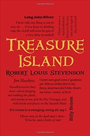 Treasure Island (Word Cloud Classics) - Stevenson, Robert Louis