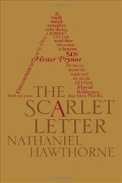 Scarlet Letter (Word Cloud Classics) - Hawthorne, Nathaniel