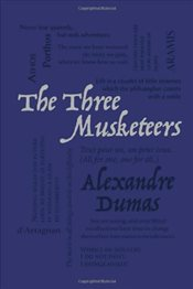 Three Musketeers (Word Cloud Classics) - Dumas, Alexandre