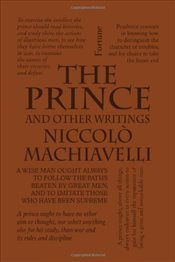 Prince and Other Writings (Word Cloud Classics) - Machiavelli, Niccolo