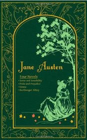 Jane Austen : Four Novels - Austen, Jane
