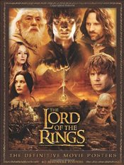 Lord of the Rings Poster Collection - Insight Editions