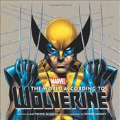 World According to Wolverine (Insight Legends) - Manning, Matthew K.